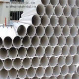 Montage van de Pijp van pvc de Plastic voor Watervoorziening met de Norm van ISO