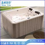 De driepersoons Acrylic Whirlpool Massage SPA Hete Ton van het Gebruik (m-3336)