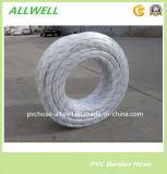 "PVC適用範囲が広いシャワーの管のホースのファイバーの編みこみのガーデン・ホース1 "" 2 """