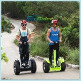 2016 45-65km de largo alcance Scooter eléctrico eléctrico del carro de golf
