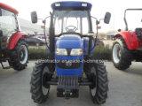 Fowo 704 Tracteur Quatre roues (70HP 4WD) / Tracteur agricole / Tracteur agricole