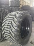Landwirtschaftlicher Schwimmaufbereitung-Reifen 550/45-22.5 für Spreizer-Schlussteil-Erntemaschine-Tanker-Sortierfach