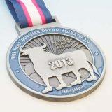 Kundenspezifische Medaille mit Wärmeübertragung-Farbband