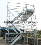 Alta rosetta dell'armatura di Quaity Ringlock con costruzione