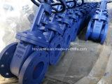 Valvole a saracinesca del ghisa della Cina OS&Y DIN3202 F4/F5 PN16