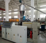 Cadena de producción de piedra de mármol artificial del perfil del PVC con precio de fábrica