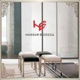 店の腰掛け(RS161801)のホテルの腰掛けのバースツールのクッションの屋外の家具店の腰掛けの居間の腰掛けのレストランの家具のステンレス鋼の家具