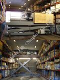 Marco Twin Scissor Lift Table em Warehouse