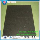 Pavimentazione di gomma di uso di ginnastica/mattonelle di gomma quadrate/pavimentazione di gomma di ginnastica