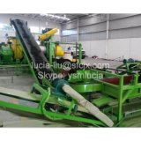Crusher de borracha para Crushing The Rubber Block, Rubber Crusher