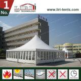 шатер свадебного банкета Pagoda 10X10m для 100 людей
