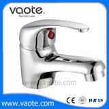Robinet de bassin/mélangeur à levier unique en laiton (VT10103)