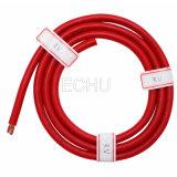 Câble électrique de fil électrique d'en cuivre d'isolation de PVC