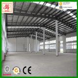 Umgebung schützen Stahlkonstruktion-Werkstatt mit SGS-Standard (EHSS243)