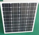 panneau solaire mono de 12V 45W pour le système de hors fonction-Réseau