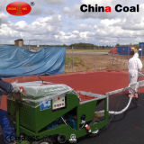 Máquina de borracha prática elevada do pulverizador para trilha Running do Pulverizador-Revestimento