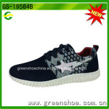 Chaussures durables confortables personnalisées bon marché de sports d'hommes de mode