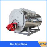 Горизонтальным боилер горячей воды пара масла ый газом
