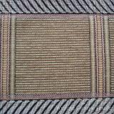 Tissu de polyester de textile de maison de Chenille de capitonnage pour le sofa