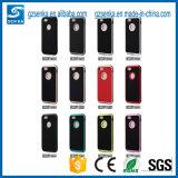Caja al por mayor del silicio del teléfono móvil de Motomo para el iPhone 7/7 caso más
