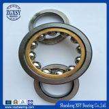 Rodamiento de bolitas angular del contacto del rodamiento de bolitas del generador