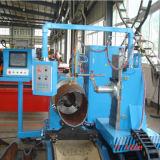 Taglio multiasse del plasma di CNC e macchina di smussatura per i tubi del metallo