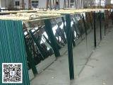 зеркало алюминия 3mm, зеленая покрашенная задняя часть, самое дешевое цена