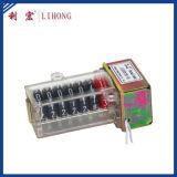Высокие антимагнитные защищают счетчик метра электричества 6+1 числа (LHPD7H-01)