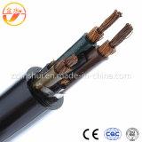 Резиновый кабель машины экрана для минирование
