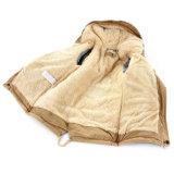Longue subsistance de jupe de tapis à longs poils de chemises chaude pour des vêtements d'enfants