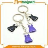 Conveience 금속 Keychain를 주문 설계하십시오