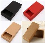 Caisse d'emballage de dossiers avec l'impression polychrome