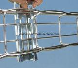 Panier de câble de treillis métallique, chemin de câbles en acier de /Galvanized