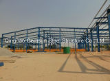 2016 Low prefabbricato Cost Steel Structure per Warehouse (SL-0058)