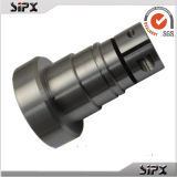 Aste cilindriche d'acciaio lavoranti della scanalatura di CNC di alta precisione su ordinazione del fornitore