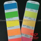 입히는 Pantone 새로운 파스텔 & 네온 & Uncoated 색깔 책 Gg1504