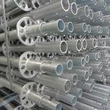 Гальванизированные сталью части лесов Ringlock с высоким качеством