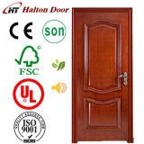 証明される英本国BSの標準または木製の防火扉または入口の木のドアが付いている耐火性にする木のドアか耐火性の木のドア