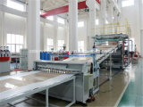 PVC Plastic Stone Production Line für PVC Decorative Board Making Machine