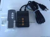 60-400 schermo elettrico del proiettore dello schermo di proiezione di pollice