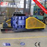Triturador de minério de carvão da pedra calcária para o rolo dobro que esmaga com grande capacidade
