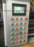 Machine de entaillage et de découpage d'impression de papier ondulé de GSYKM Multicolors