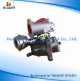 Turbocompressor para Nissan Yd25 Gt2056V 14411-Eb70e Gt1849V Rhf4h