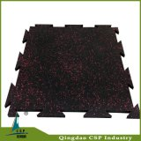 Koppeling van de Mat van de Fabriek van Qingdao de Rubber voor Gymnastiek Crossfit