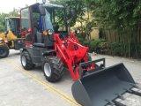 Venda quente do carregador de Hzm no equipamento agrícola da máquina de madeira do carregador de Europa