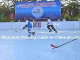 Azulejos en línea al aire libre y de interior de la corte del hockey, azulejos en línea del hockey (oro/plata/bronce del hockey)