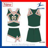 Uniformi piene del pullover di Cheerleading di sublimazione della tintura del commercio all'ingrosso della squadra di Healong