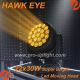 Stage Light B-Eye 22X30W RGBW 4in1 Hawk Eye LED bewegliches Hauptlicht