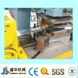 Machine de maille de barbelé de rasoir d'usine d'Anping (neuf bandes)