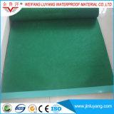 Мембрана PVC цены по прейскуранту завода-изготовителя делая водостотьким для плоского толя